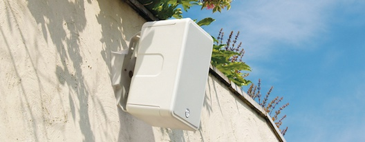 Climate Outdoor speakers by Monitor Audio