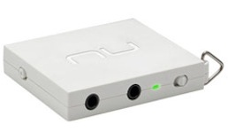 NuForce MMP - Mobile Music Pump, in white