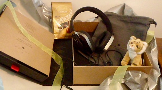 Sonus faber - Pryma Headphones special gift set from Totally Wired