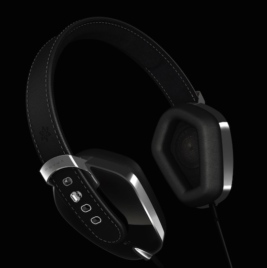 Sonus faber - Pryma Headphones in Pure Black from Totally Wired