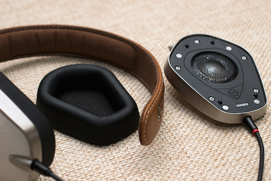 Sonus faber - the modular design of the Pryma Headphones from Totally Wired