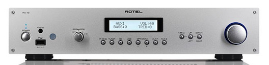 Rotel RA12 amplifier