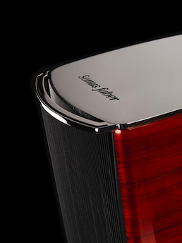 Sonus faber Amati future in red
