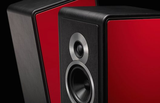 Sonus faber Chameleon loudspeakers from Totally Wired