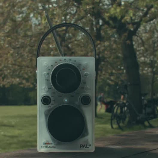 Tivoli PAL Bluetooth Glo from Totally Wired