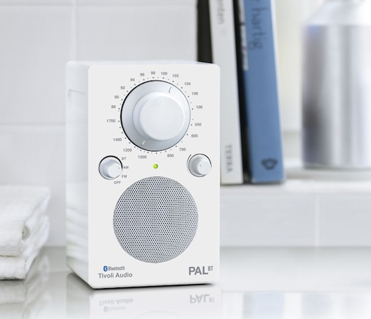 Tivoli iPal Bluetooth in satin white