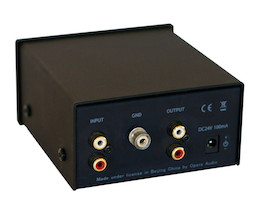 Well Tempered RIAA phono atge from Totally Wired