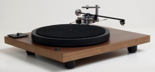 Well Tempered Versalex turntable