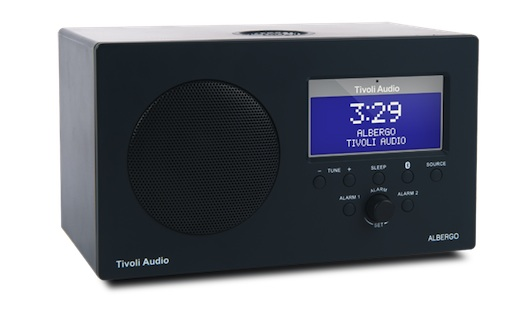Tivoli Albergo in black from Totally Wired