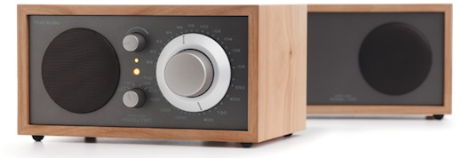 Tivoli Model Two Cherry/taupe
