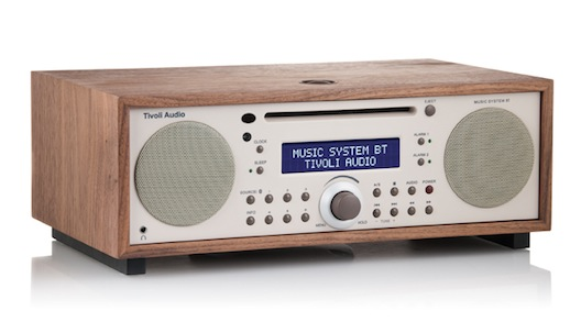 Tivoli Bluetooth Music System Walnut/Beige