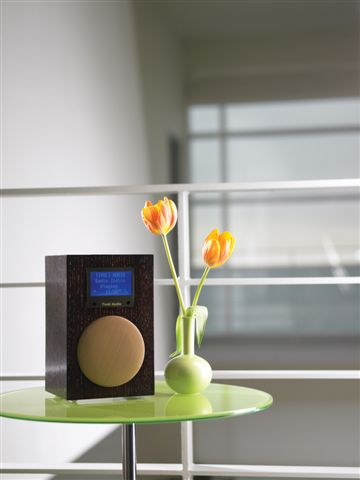 Tivoli Networks global radio in Wenge